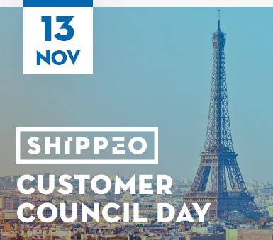 evenement shippeo Customer Council day